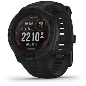 Garmin Instinct Solar Tactical GPS Smartwatch, noir